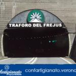 Traforo Monte Bianco, Traforo Frejus: da luglio previste restrizioni per mezzi pesanti oltre 3,5 ton