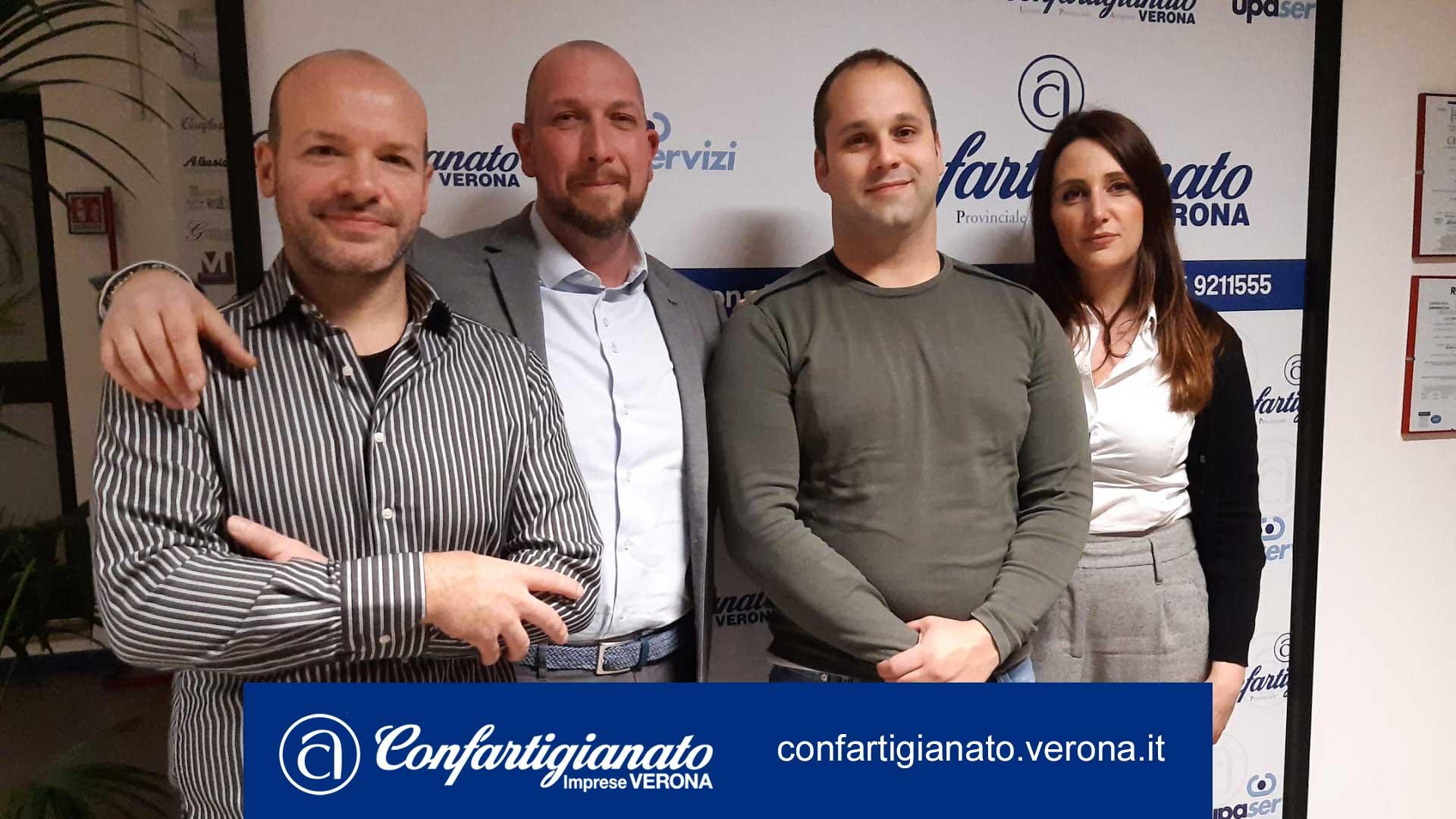 Giovani Imprenditori Confartigianato Imprese Verona