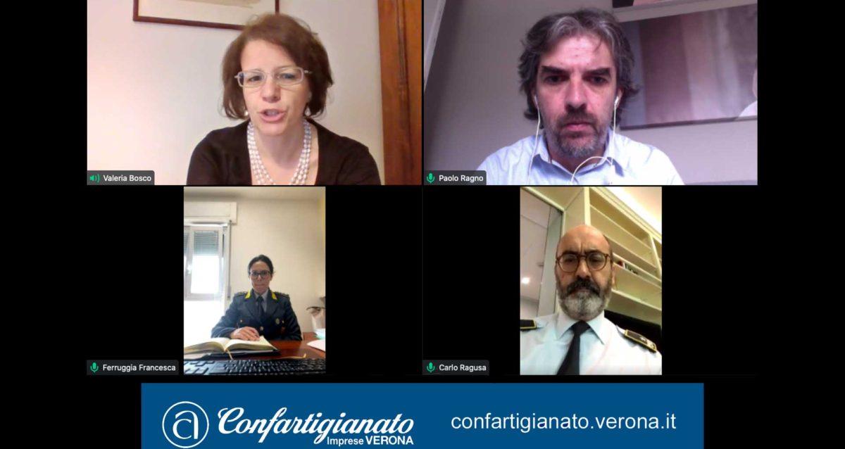 ATTUALITA' – Avviata collaborazione con Guardia di Finanza per prevenzione e contrasto fenomeni infiltrazioni criminali, usura e abusivismo