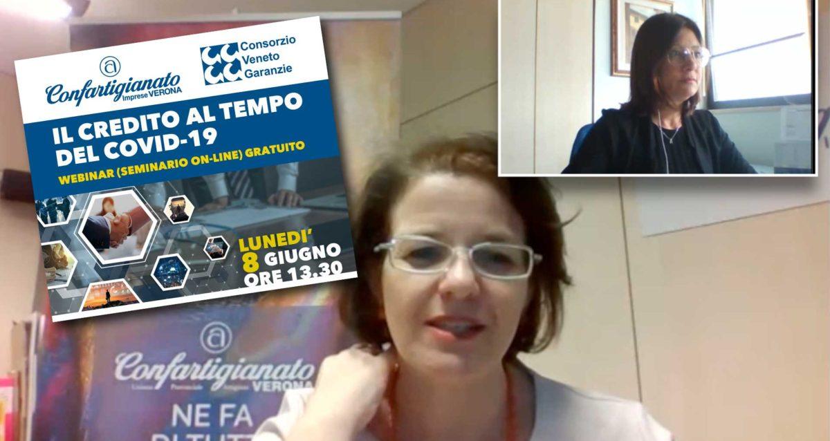 """CREDITO – Il video integrale del webinar """"Il Credito in tempo di Covid-19: quali opportunita'?"""""""