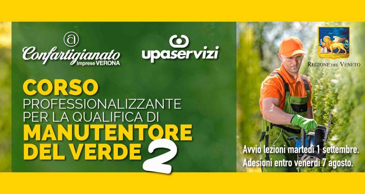 MANUTENTORE DEL VERDE – Nuovo corso di formazione con qualifica riconosciuta dalla Regione Veneto. Iscrizioni entro il 7 agosto