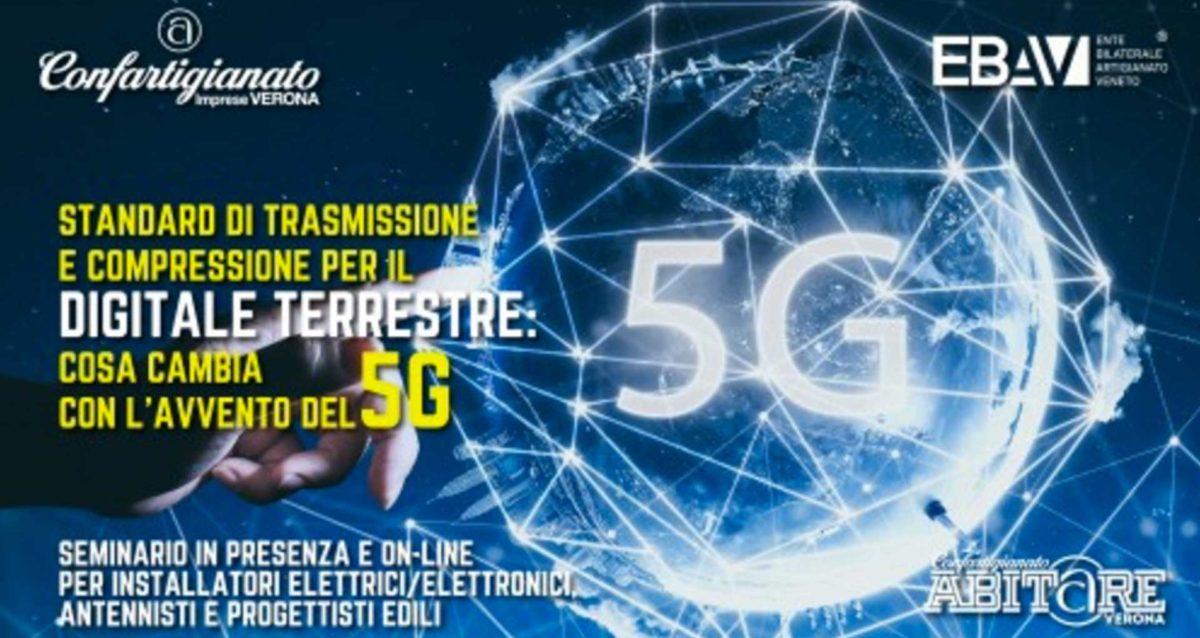ANTENNISTI-ELETTRICI – Seminario in presenza e on-line: Digitale Terrestre: cosa cambia con l'avvento del 5G. Iscriviti