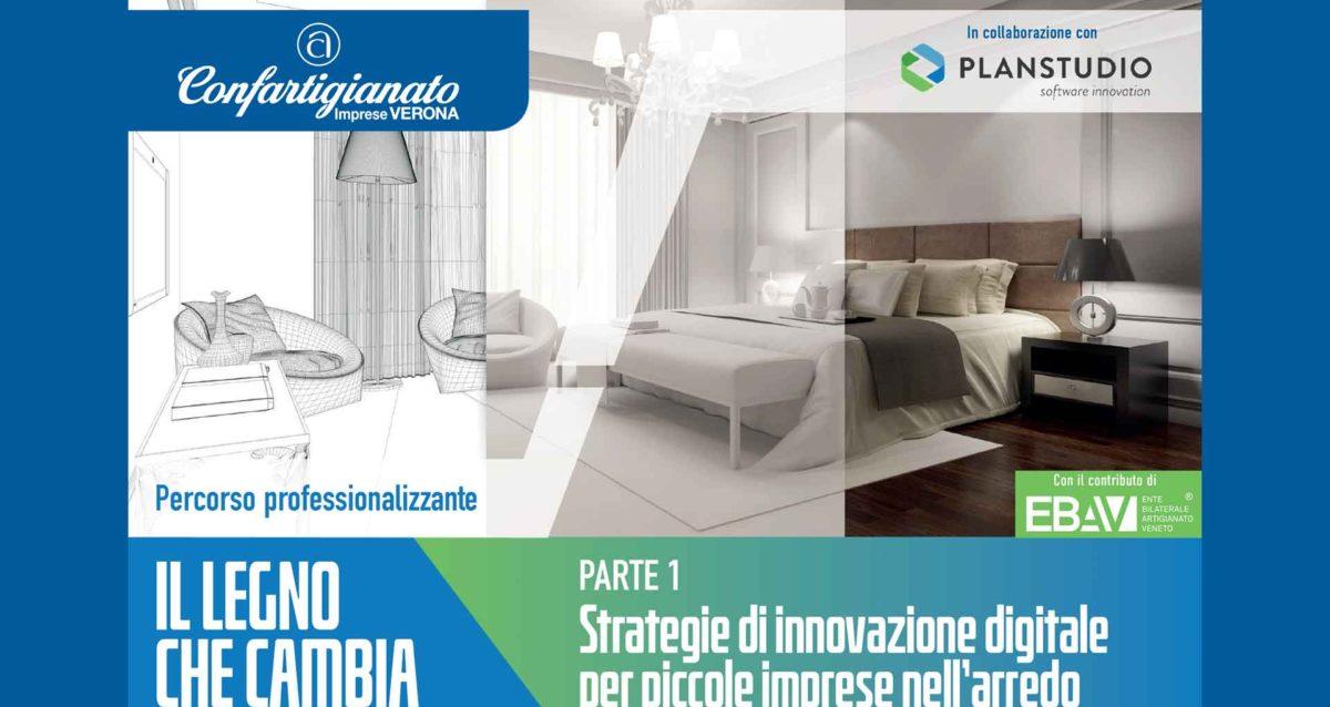 LEGNO ARREDO – Progetto 'Il Legno che Cambia': iscriviti al percorso informativo 'Strategie di innovazione digitale per piccole imprese nell'arredo'