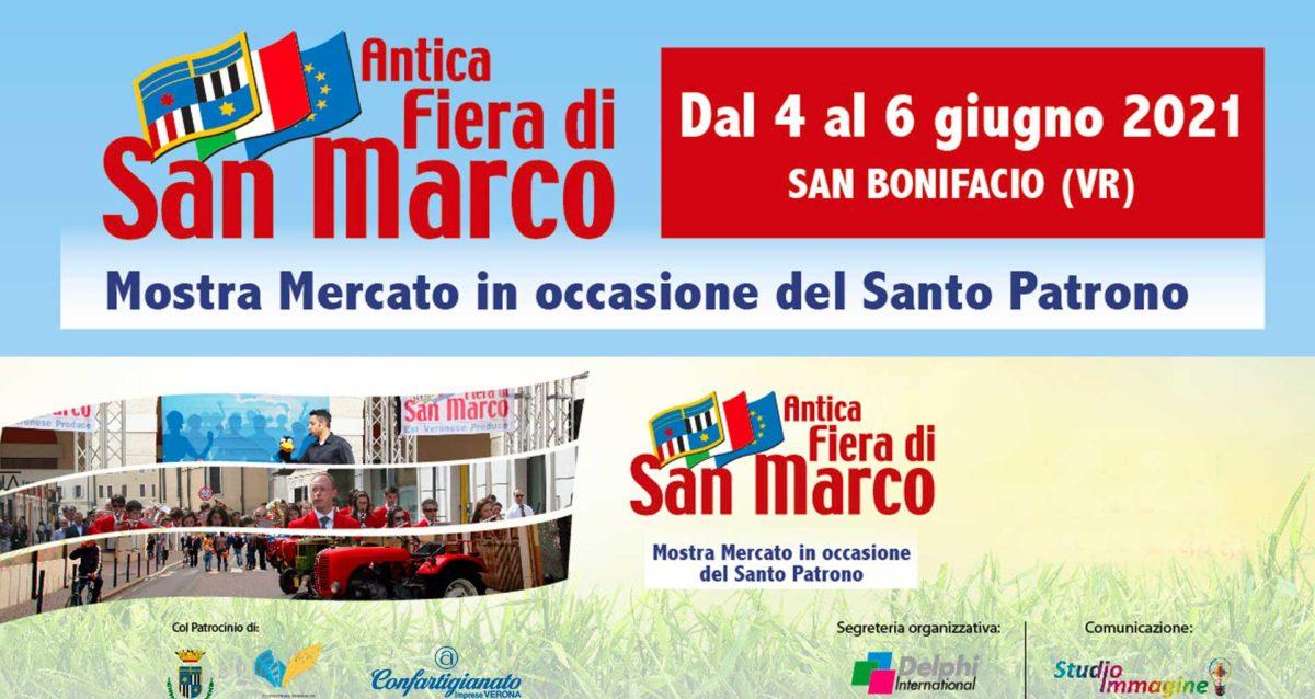 VERONA EST – A San Bonifacio, torna la Fiera di San Marco dal 4 al 6 giugno, con Confartigianato e le imprese del territorio