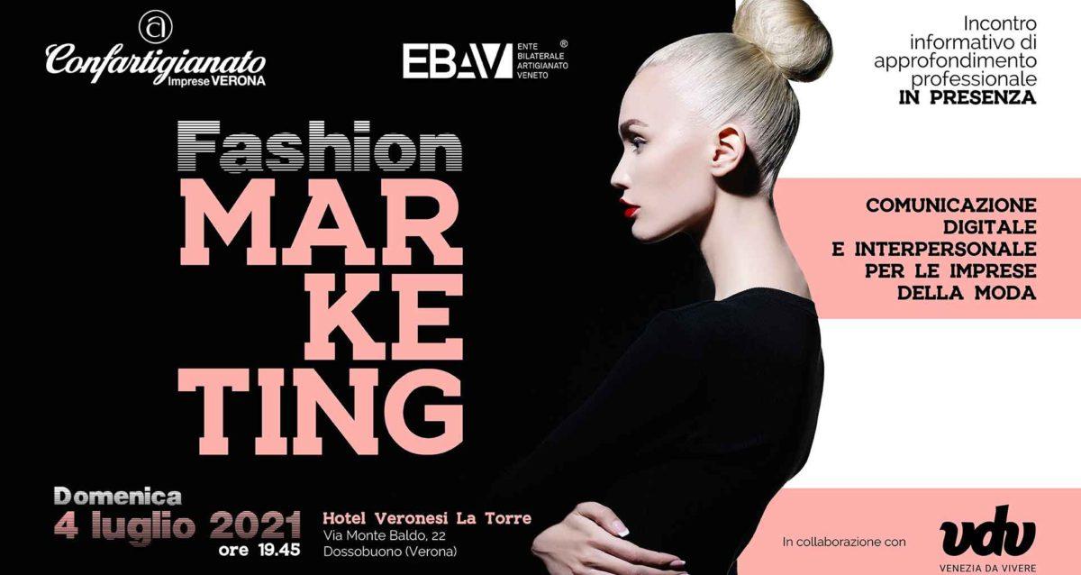 """MODA – Domenica 4 luglio, l'evento 'Fashion Marketing - Comunicazione digitale e interpersonale per le imprese della Moda"""". Iscriviti subito"""