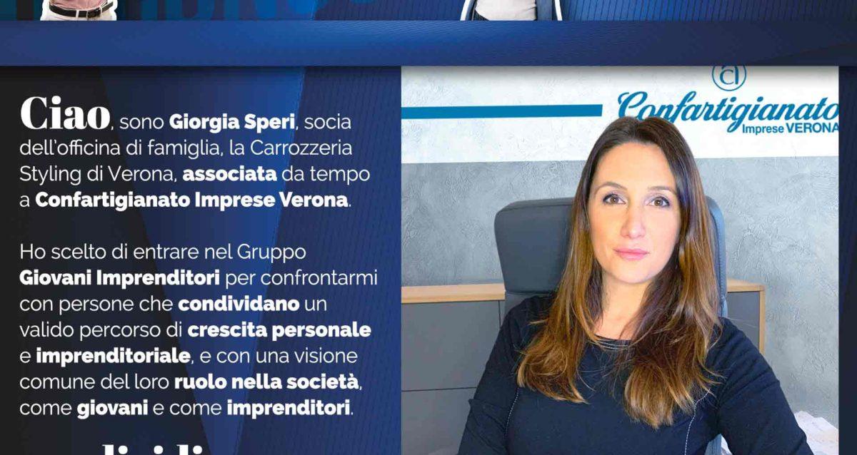 GIOVANI –'Piacere di Conoscerci!': al via la campagna di comunicazione dei Giovani Imprenditori di Confartigianato Verona. Speri: 'Contattateci per diventare dei nostri'