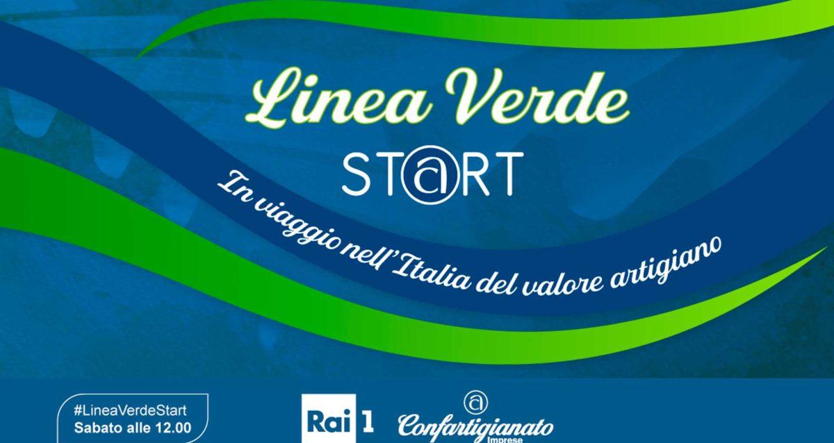 MEDIA – 'Linea Verde Start': Rai 1 e Confartigianato in viaggio nell'Italia del valore artigiano. Si parte il 9 ottobre, alle 12 su Rai 1